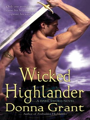 cover image of Wicked Highlander