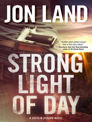 cover image of Strong Light of Day