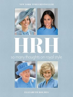 cover image of HRH