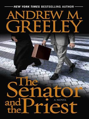 cover image of The Senator and the Priest