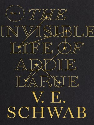 cover image of The Invisible Life of Addie LaRue