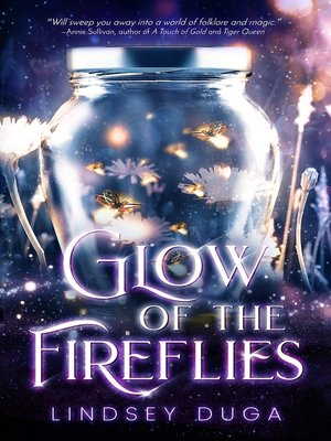 cover image of Glow  of  the  Fireflies