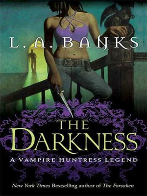 cover image of The Darkness
