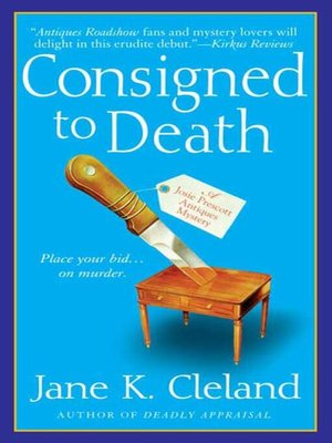 cover image of Consigned to Death