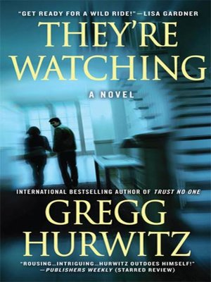 cover image of They're Watching