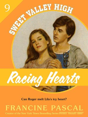 cover image of Racing Hearts