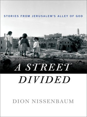 cover image of A Street Divided