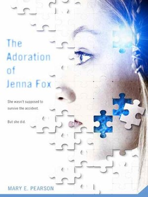cover image of The Adoration of Jenna Fox