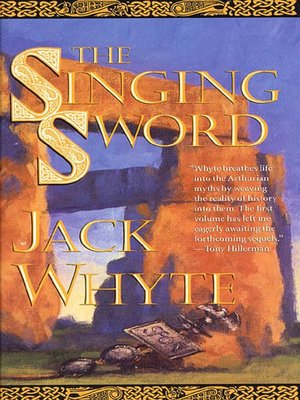 cover image of The Singing Sword