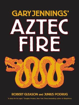 cover image of Aztec Fire