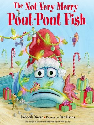 cover image of The Not Very Merry Pout-Pout Fish