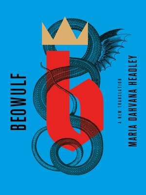 cover image of Beowulf: A New Translation
