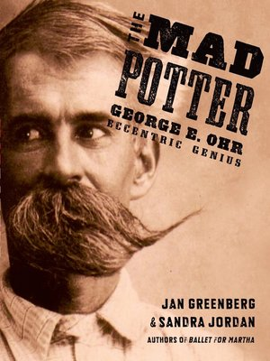 cover image of The Mad Potter