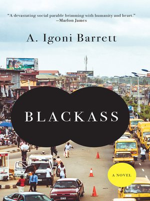 cover image of Blackass