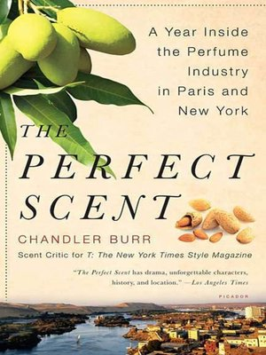 cover image of The Perfect Scent