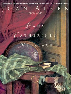cover image of Lady Catherine's Necklace