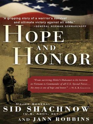 cover image of Hope and Honor