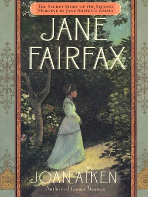cover image of Jane Fairfax