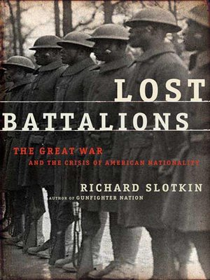 cover image of Lost Battalions
