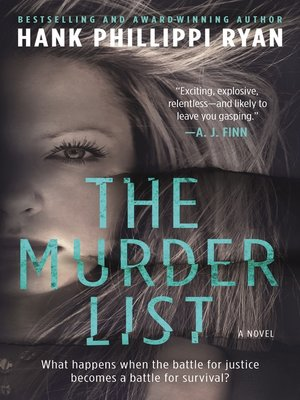 cover image of The Murder List
