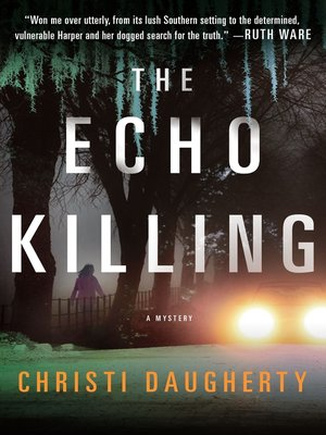 cover image of The Echo Killing