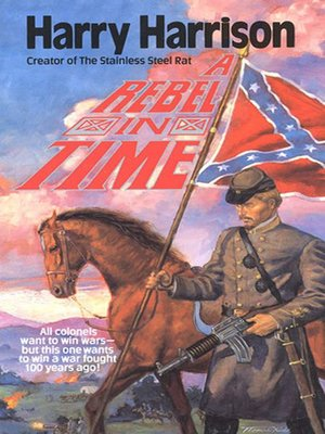 cover image of A Rebel In Time