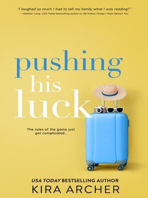 cover image of Pushing His Luck