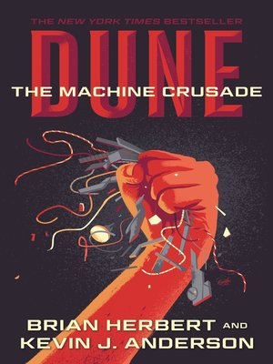 cover image of The Machine Crusade