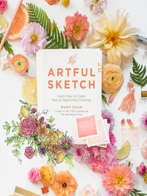 cover image of The Artful Sketch