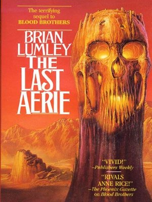 cover image of The Last Aerie