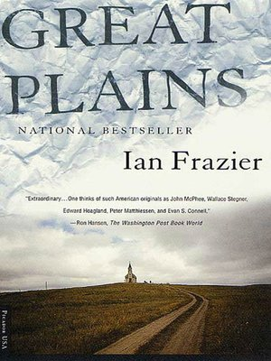 cover image of Great Plains
