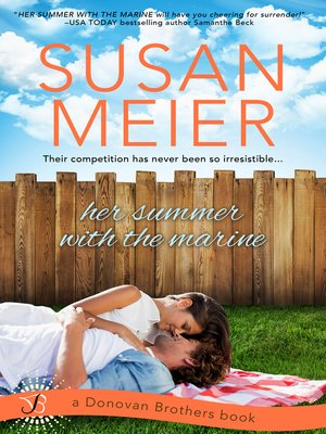 cover image of Her Summer with the Marine
