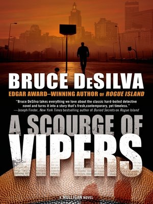 cover image of A Scourge of Vipers