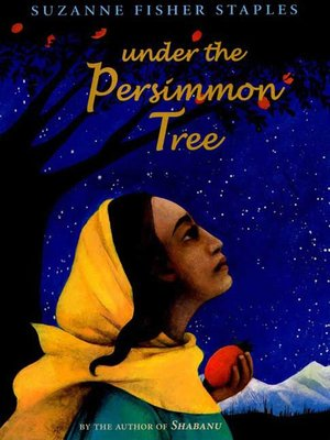 cover image of Under the Persimmon Tree