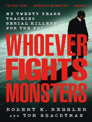 cover image of Whoever Fights Monsters