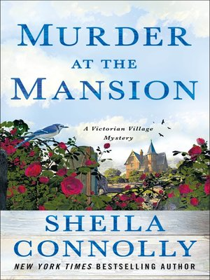 cover image of Murder at the Mansion