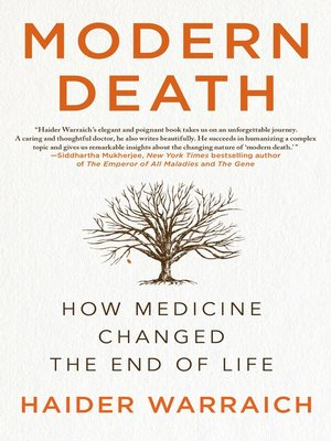 cover image of Modern Death
