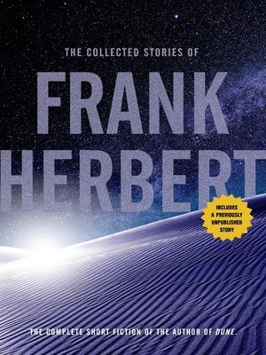 cover image of The Collected Stories of Frank Herbert