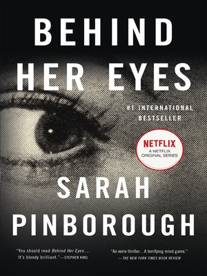 cover image of Behind Her Eyes