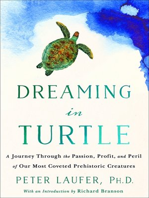 cover image of Dreaming in Turtle