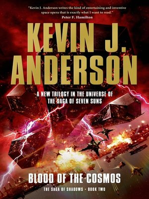 cover image of Blood of the Cosmos