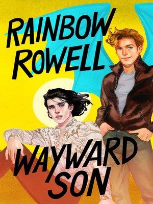 cover image of Wayward Son