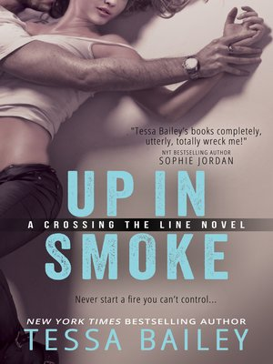 cover image of Up in Smoke
