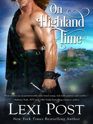 cover image of On Highland Time