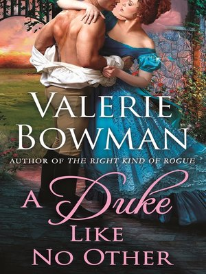cover image of A Duke Like No Other