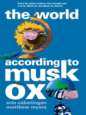 cover image of The World According to Musk Ox