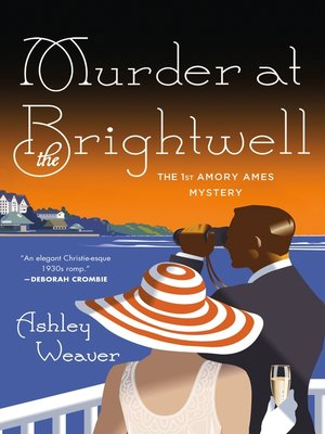 cover image of Murder at the Brightwell--A Mystery