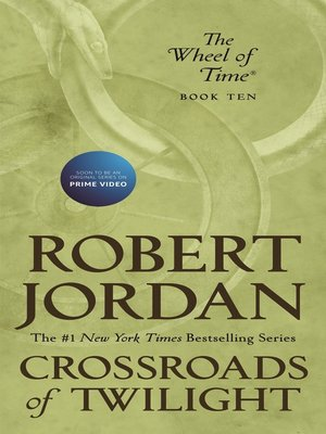 cover image of Crossroads of Twilight