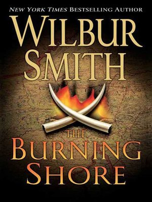 cover image of The Burning Shore