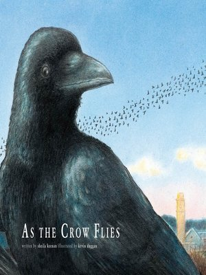 cover image of As the Crow Flies